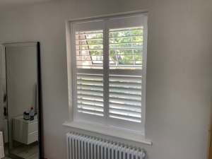 Shutters and blinds fitted in Hoddesdon and Cheshunt Hertfordshire.