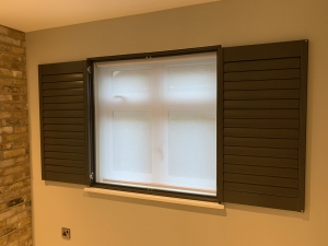 Not all shutters are white